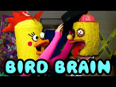BIRD BRAIN Radioactive Chicken Heads music
