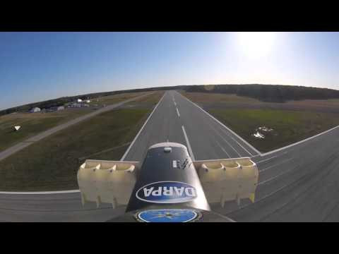 The Aurora Flight Sciences VTOL Plane | Inverse