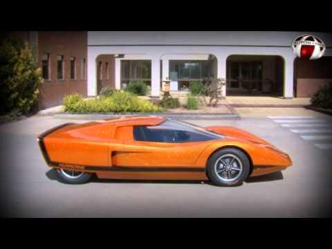 Holden Hurricane Concept 1969 Youtube