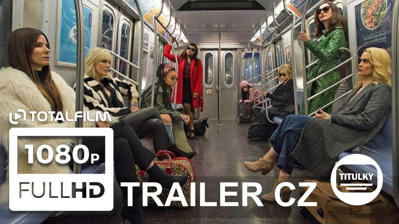 Debbie a její parťačky (2018) CZ HD trailer