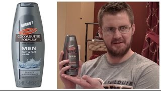 Palmer's Cocoa Butter Men's Body & Face Wash Review Thumbnail