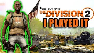 The Division 2, I Played it, In 4K 60fps, & it's…