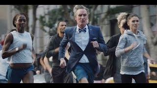 Stopocalypse! БЕГУНЫ КРУТЯТ ЗЕМЛЮ - реклама Nike