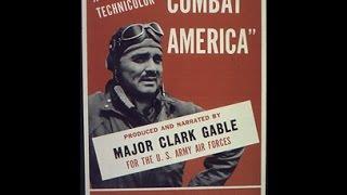 Вторая Мировая - Америка сражается / Combat America - документальный военный фильм