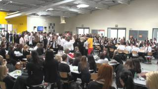 MCHS S6 Flashmob 27/4/2012 Offical Video