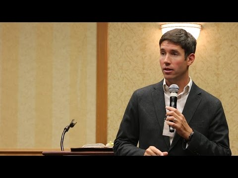 """""""Jesus and the Call of Discipleship"""" - Scott Powell, PhD (Cand.)"""