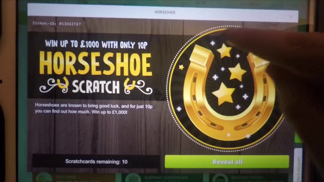 Lottoland scratchcard deal on Groupon. 50 Scratchcards for £8 - YouTube