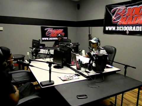 Baby Soulja interview.... BE100 RISE & GRIND RADIO STATION