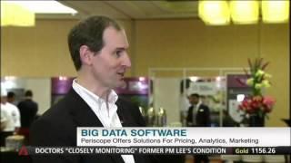Brian Elliott, Periscope, a Mckinsey Solution, CEO, interview on ChannelAsia - Phygital Retail