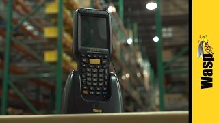 Wireless Mobile Computer and Barcode Scanner - DT90 | Wasp Barcode