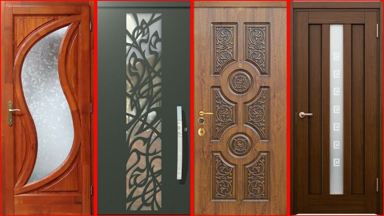 Top 50 Modern Wooden Door Designs For Home 2018 Main Door Design