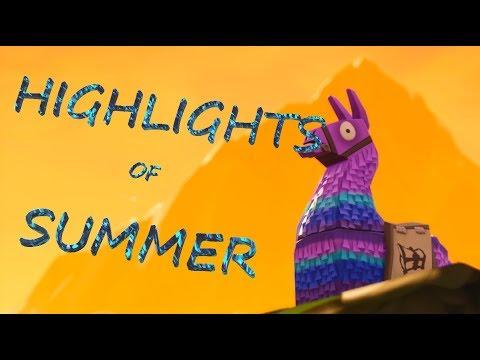 Summer highlights  imagine dragons songs