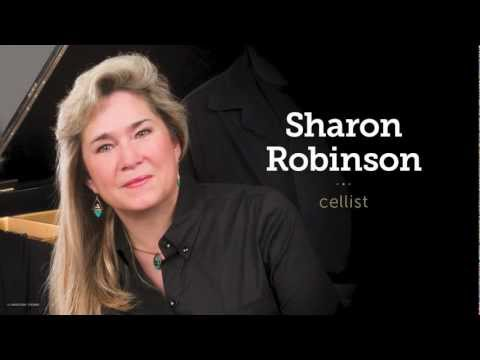 PreViews - Sharon Robinson Interview