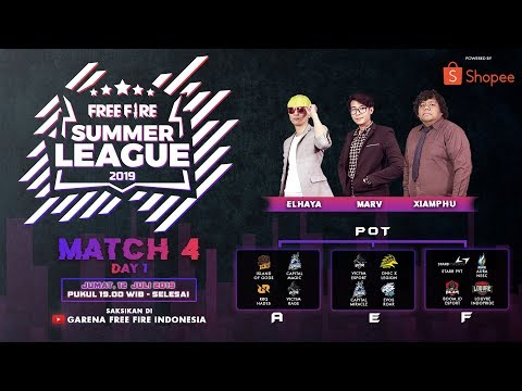 [2019] Summer League | Match 4 | Pot AEF