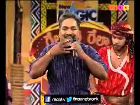 Rela Re Rela 5   Episode 4 Goreti Venkanna Performance