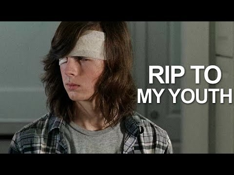 Rip To My Youth | Carl Grimes