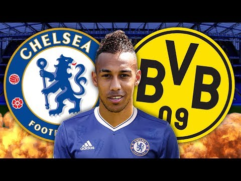 Chelsea Join The Race To Sign Aubameyang From Borussia Dortmund?! | Transfer Review