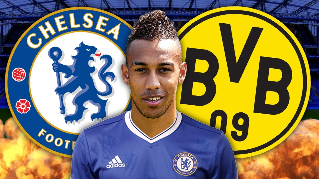 online retailer 12f48 f8695 Chelsea Join The Race To Sign Aubameyang From Borussia Dortmund?! |  Transfer Review