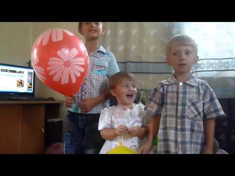 Песня Мама, группы Индиго, в исполнении Алисы и её братьев...