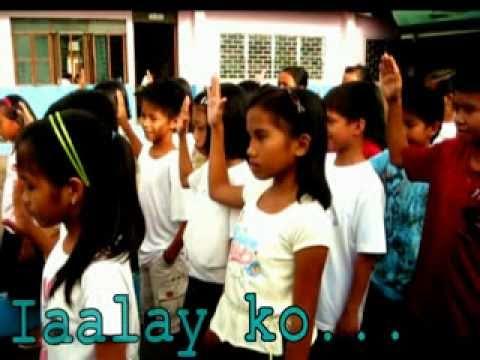 Datation panatang Makabayan