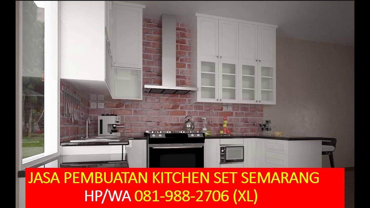 Harga Hermat Wa 6281 988 2706 Xl Jual Kitchen Set Aluminium Putih