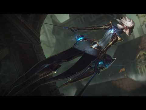 Camille Login Screen Animation Theme Intro Music Song【1 HOUR】
