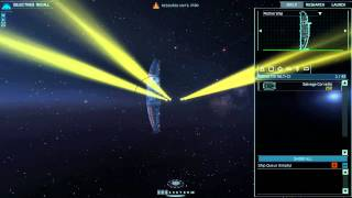 Homeworld Remastered - Homeworld 1 vs Homeworld 1 Remasterd Gameplay