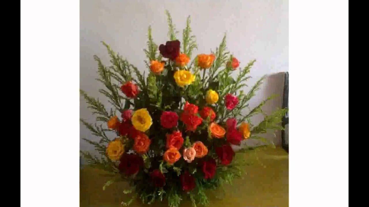 flowers decoration youtube