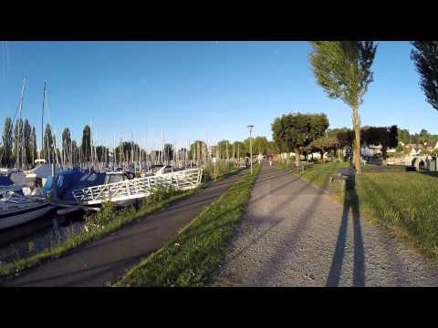 STREET VIEW: In Unteruhldingen Am Bodensee In GERMANY
