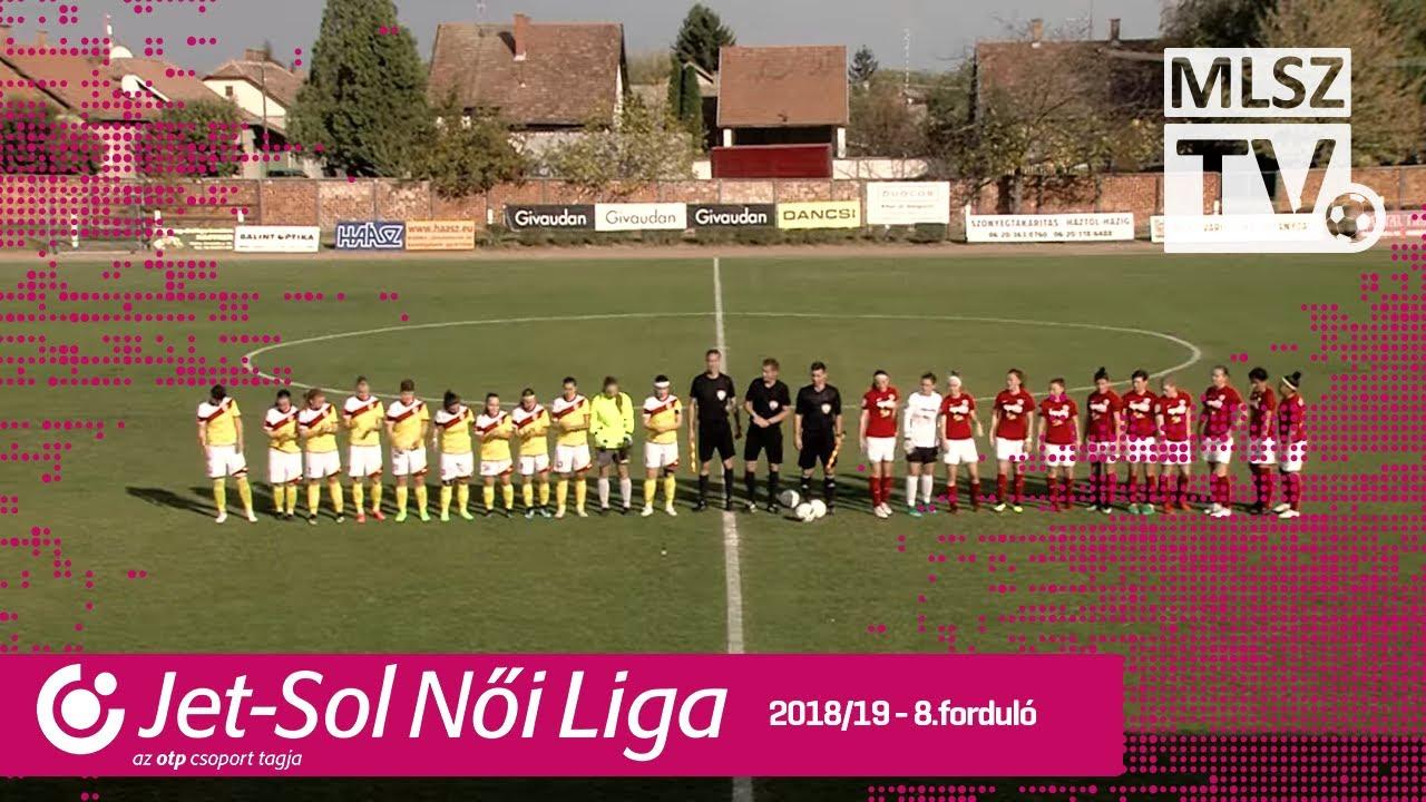 Szent Mihály - DVTK | 0-3 | JET-SOL Liga | 8. forduló | MLSZTV