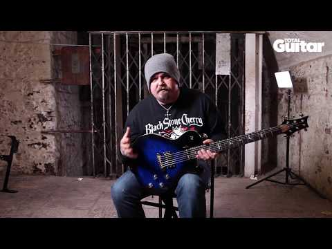 Me And My Guitar: Chris Robertson of Black Stone Cherry / PRS SE Signature