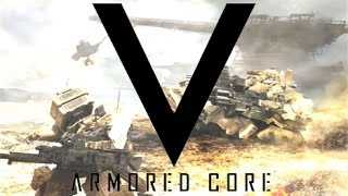 Rosary - Let's Play Armored Core V - Episode 1
