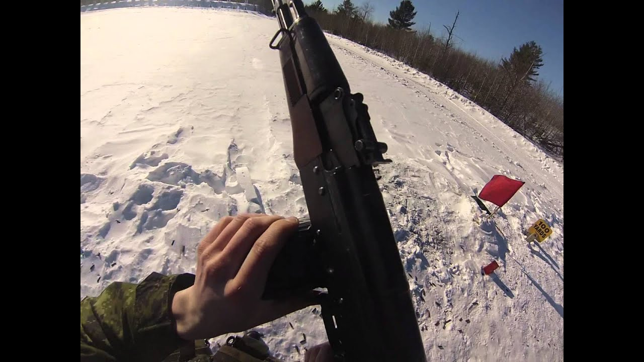 Download Firing a MPi-KM 72 in full automatic
