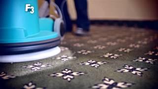 Клининг помещений - влажная химчистка ковровых покрытий от клининговой компании «Ронова»(, 2013-06-18T04:45:29.000Z)