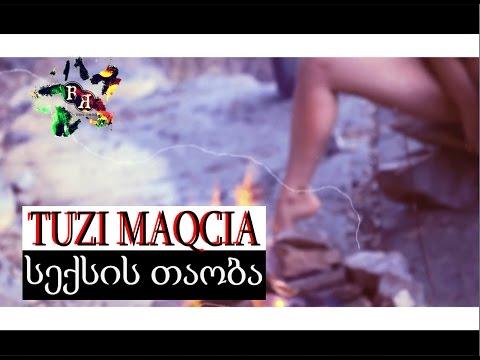 TUZI MAQCIA (rap rise) - სექსის თაობა | sexis taoba (official video)