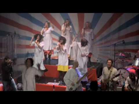 "Polyphonic Spree ""Lithium"" Music Video"