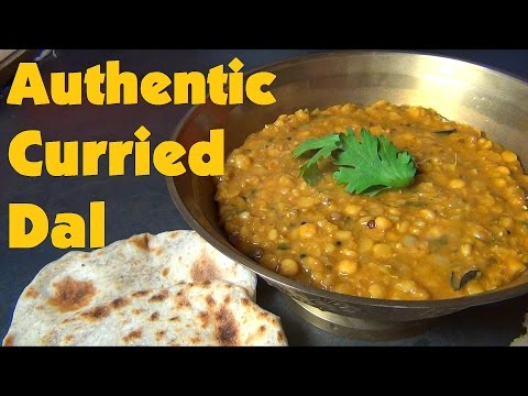 Curried Dal (Lentils)