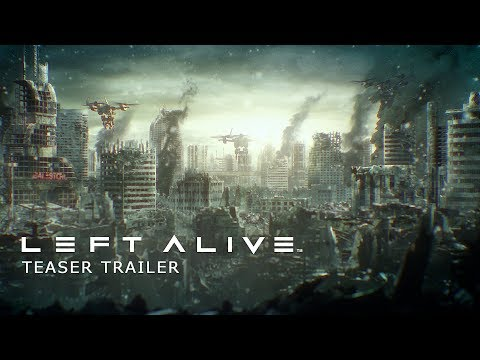 LEFT ALIVE Teaser Trailer
