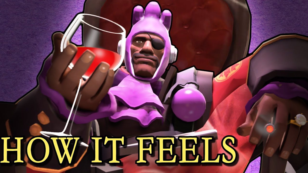 Download How it FEELS to Play Demoman in TF2