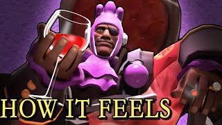 How it FEELS to Play Demoman in TF2