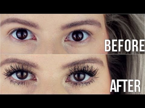 7ee8a51b653 SEMI-PERMANENT EYELASH EXTENSIONS -MY EXPERIENCE! - YouTube