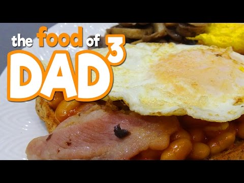 The Food of Dad³ - The One Pan Fry Up