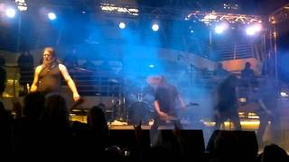 Amon Amarth - The Hero (Live at 70,000 Tons of Metal)