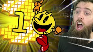 Bearded Guy LOSES MIND Trying to Win New Pacman 99 Battle Royale