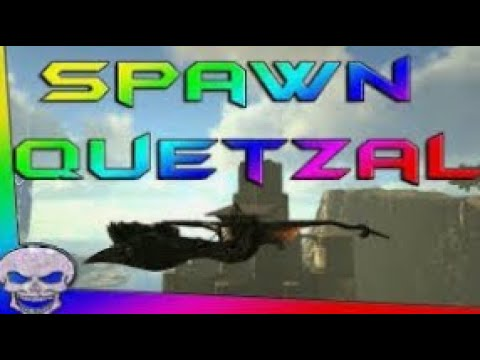 Ark admin commands QUETZAL