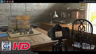 "CGI & VFX Showreels: ""Lighting Showreel"" - by Phillip Chang Mp3"
