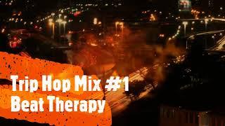"Trip Hop Mix #1 (90 BPM) ""Beat Therapy"" | Hip Hop Beats | Chillhop | Neo Soul | Lounge | Jazzhop"
