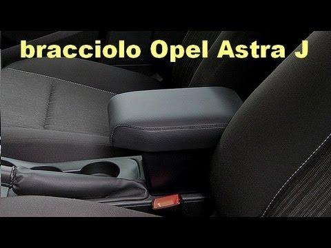 OPEL ASTRA J - bracciolo qualità premium - made in Italy