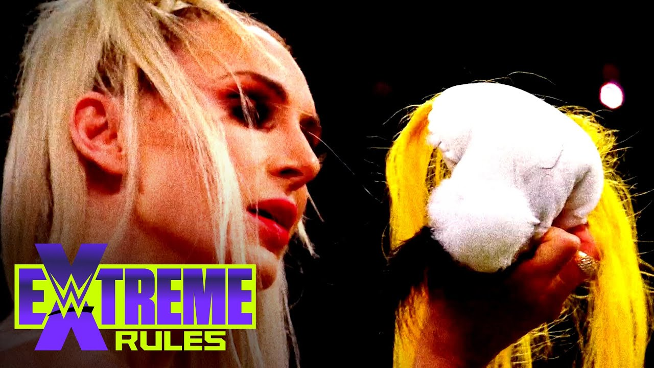 Download The mind games between Charlotte Flair and Alexa Bliss culminate tonight