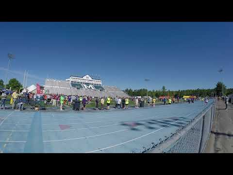 2018 June  Special Olympics Maine ~ Track & Field State Meet